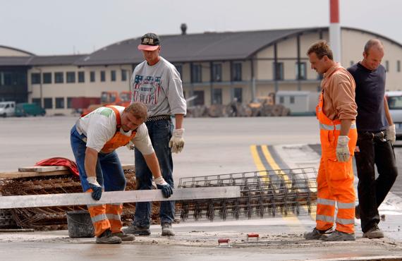 公路工程施工總承包資質標準